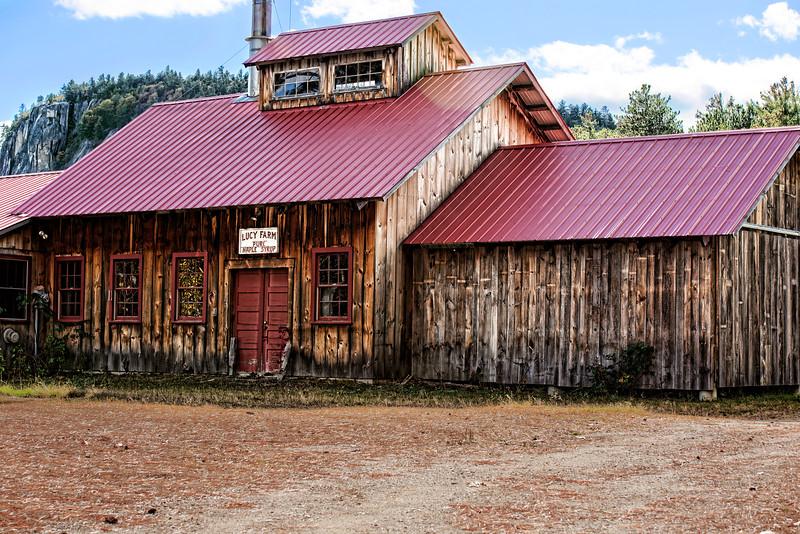 Maple Syrup Barn
