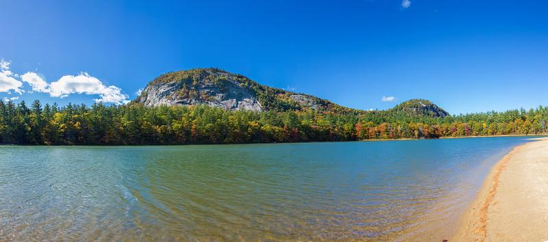 Echo Lake Panorama