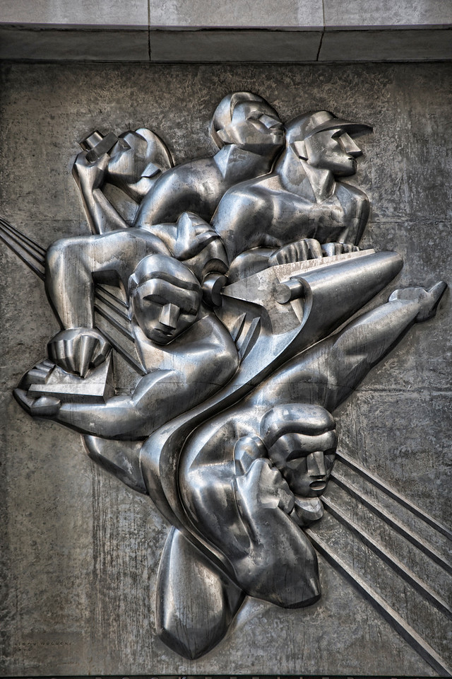 Rockefeller Relief