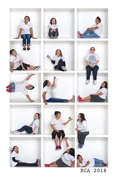 School Staff - 3x5 Box Picture