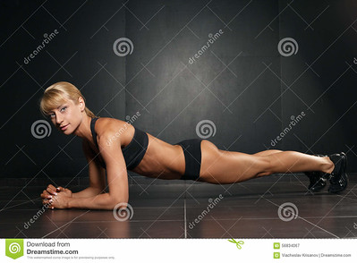 //www.dreamstime.com/royalty-free-stock-photography-fit-sportive-woman-doing-plank-core-exercise-training-back-press-muscles-concept-gym-sport-sportsman-fitness-workout-strength-image56834067