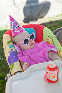 Haley's First Birthday Party