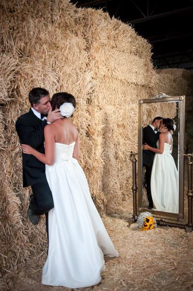 Wedding, Hay Stack