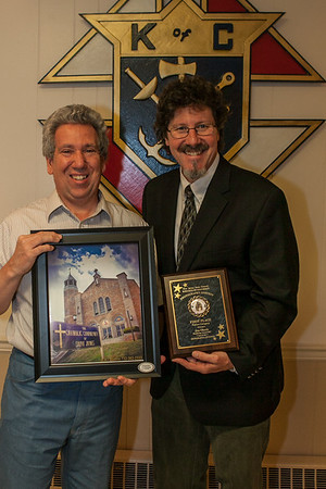 Jim O'Keefe won First Place in the 2012 Knights of Columbus Photography Contest