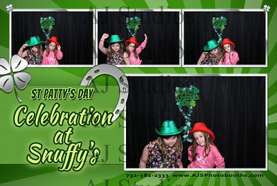 St. Patty Day at Snuffy's