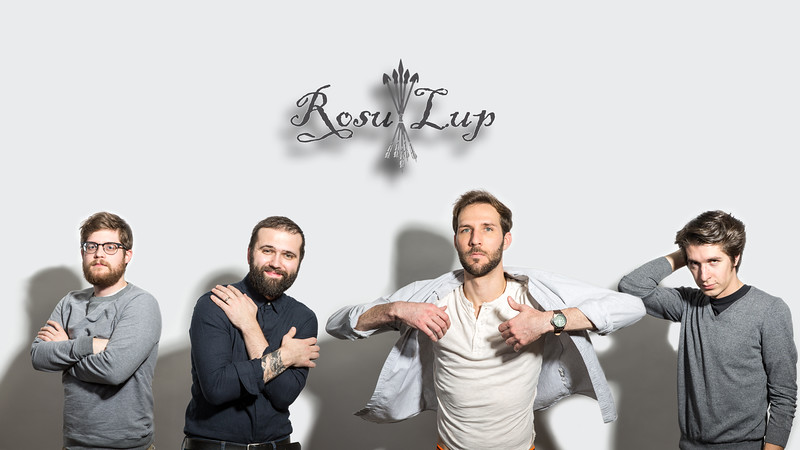 Rosu Lup Band Photos