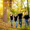 A Family Walk Through The Park