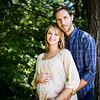 Jon & Jess Maternity Photo Session