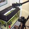 Aquarium flash setup