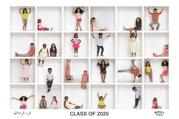 2020 Class 4x6 Box frame