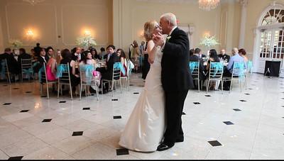 Father-Daughter Dance Momette