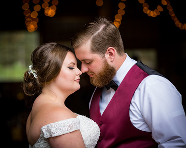 Bekah & Byron Wedding | Woods Edge Wool Farm | September 2017