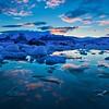Glacial Blue Hour