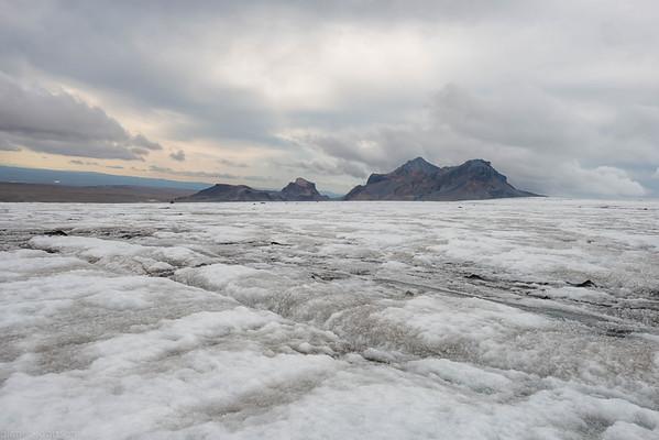 Walk an Iceland Glacier