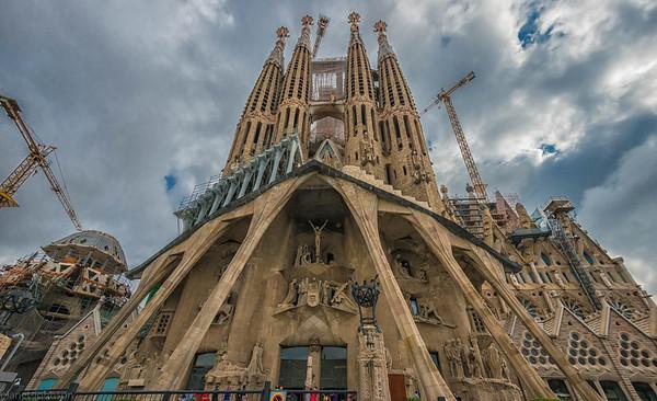 Gaudi`s Vision
