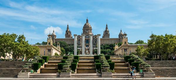 Catalunya Museum, Barcelona, Spain