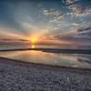 Sun Sets on Lake Huron