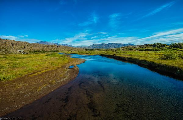 A River Runs Through Iceland