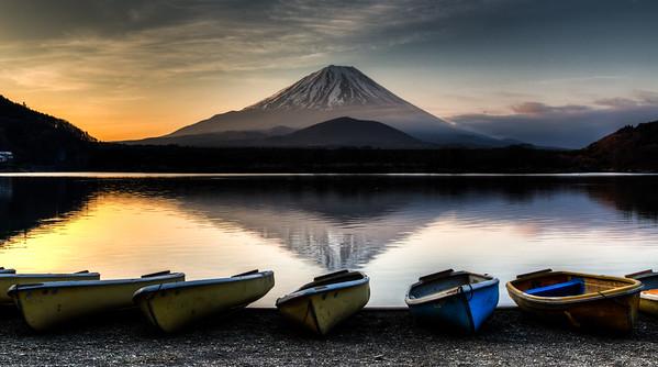 Mount Fuji, #8