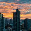 Yaletown sunrise, Vancouver