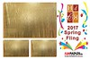 NEW - Gold shimmery backdrop coming soon (also in silver)