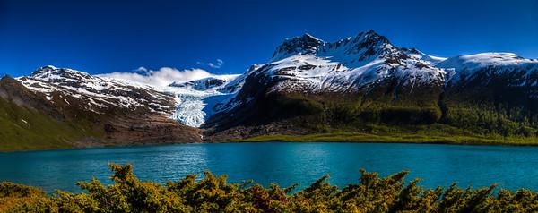 Enga Glacier, #1