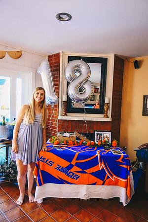 Sam's 18th Birthday + Grad Party