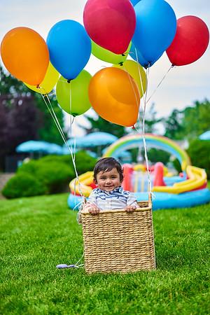 Sam's 1st Birthday