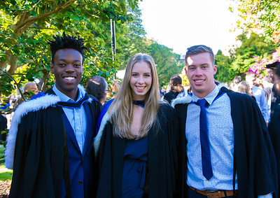 Sam's Graduation