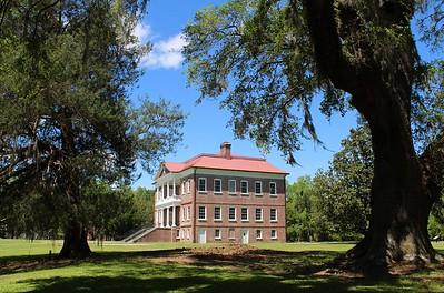Drayton Hall, Charleston, SC, April 16, 2018