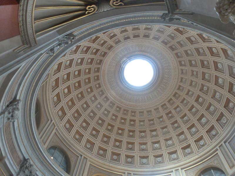 Vatican Museum, Vatican City, Italy.