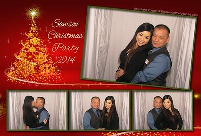 Samson Christmas 2014