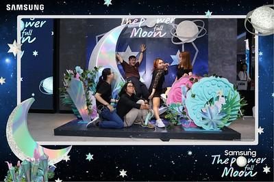 SAMSUNG   The power full Moon activation instant print photo booth @ Bitexco   Chụp hình lấy liền Sự kiện tại TP. HCM   Photobooth Saigon