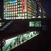 "1997. <br /> ""JRT"" train station of Shinjuku district."
