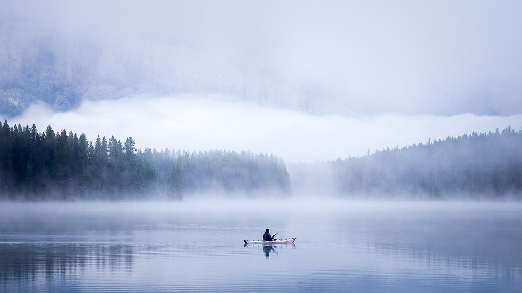 Fog Kayak Two Jack