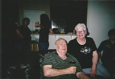 Grandma and Grandpa Becky pic