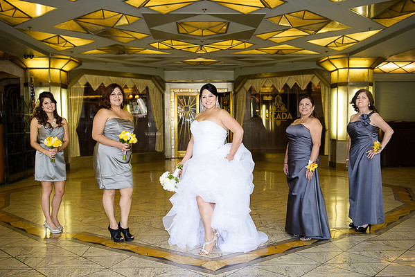 Samuel Rivera Photography, Oviatt Penthouse Wedding.