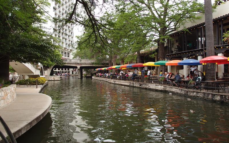 Al Fresco Dining on the River Walk