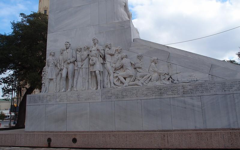 The Alamo Cenotaph #2