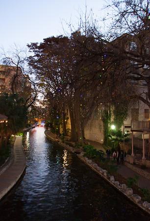San Antonio Christmas 2013
