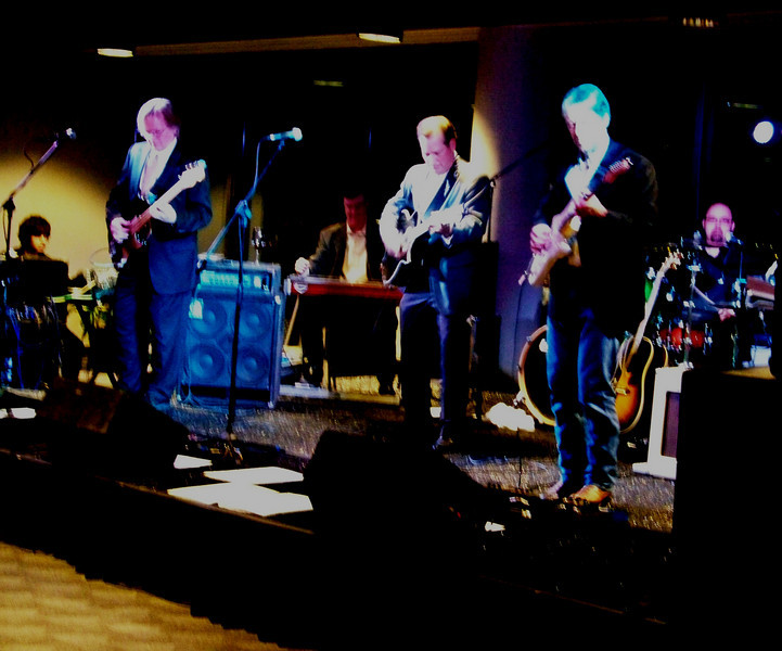 The Rick Cavender Band performed at the Muster for Military event!