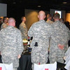 Active Duty Army personnel are recognized.