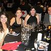 Laura Herrera,  Margarita Gardea, Christy Clopton, Matty Lozano