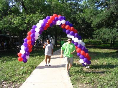 San Antonio Walk Photos