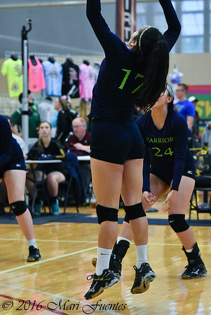 Volleyball Showcase of TX 2016