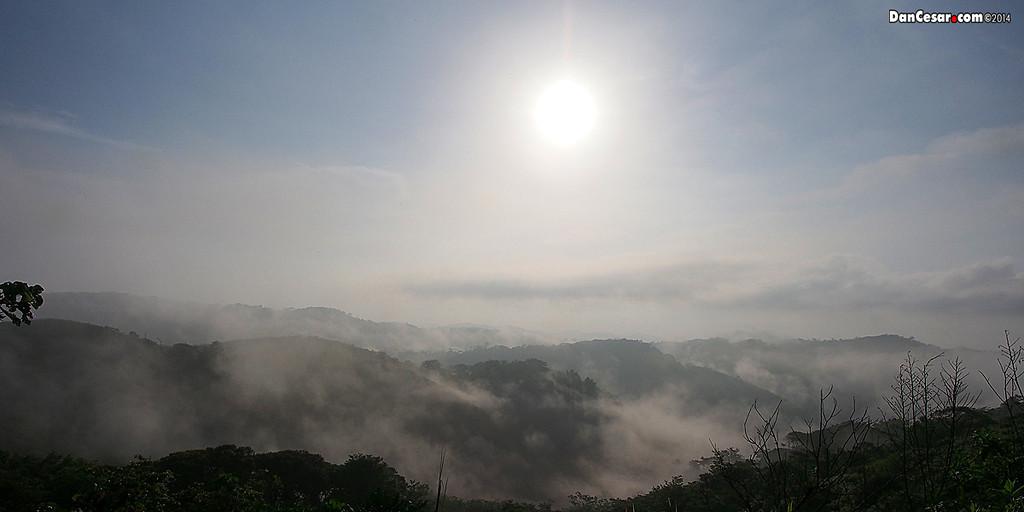 San Blas Mountains