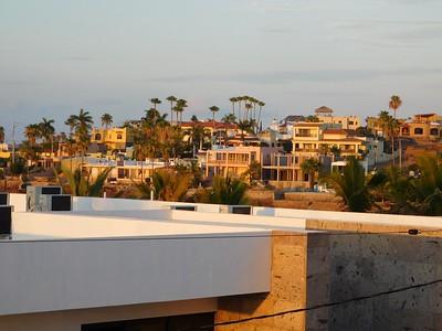 Rooftop views