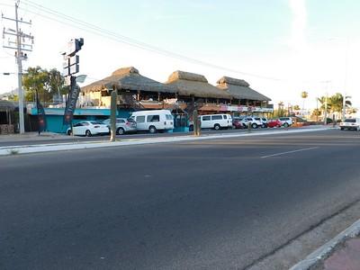 Arbolito's seafood restaurant