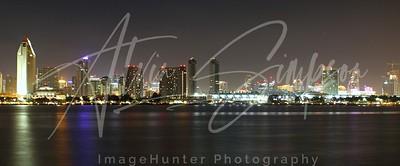 San Diego Skyline 019