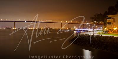 Coronado Bridge from  a distance